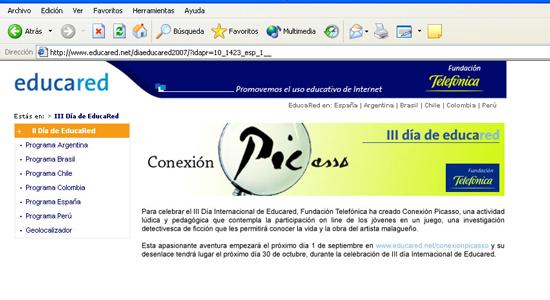 Conexión Picasso