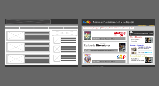 CC&P Website
